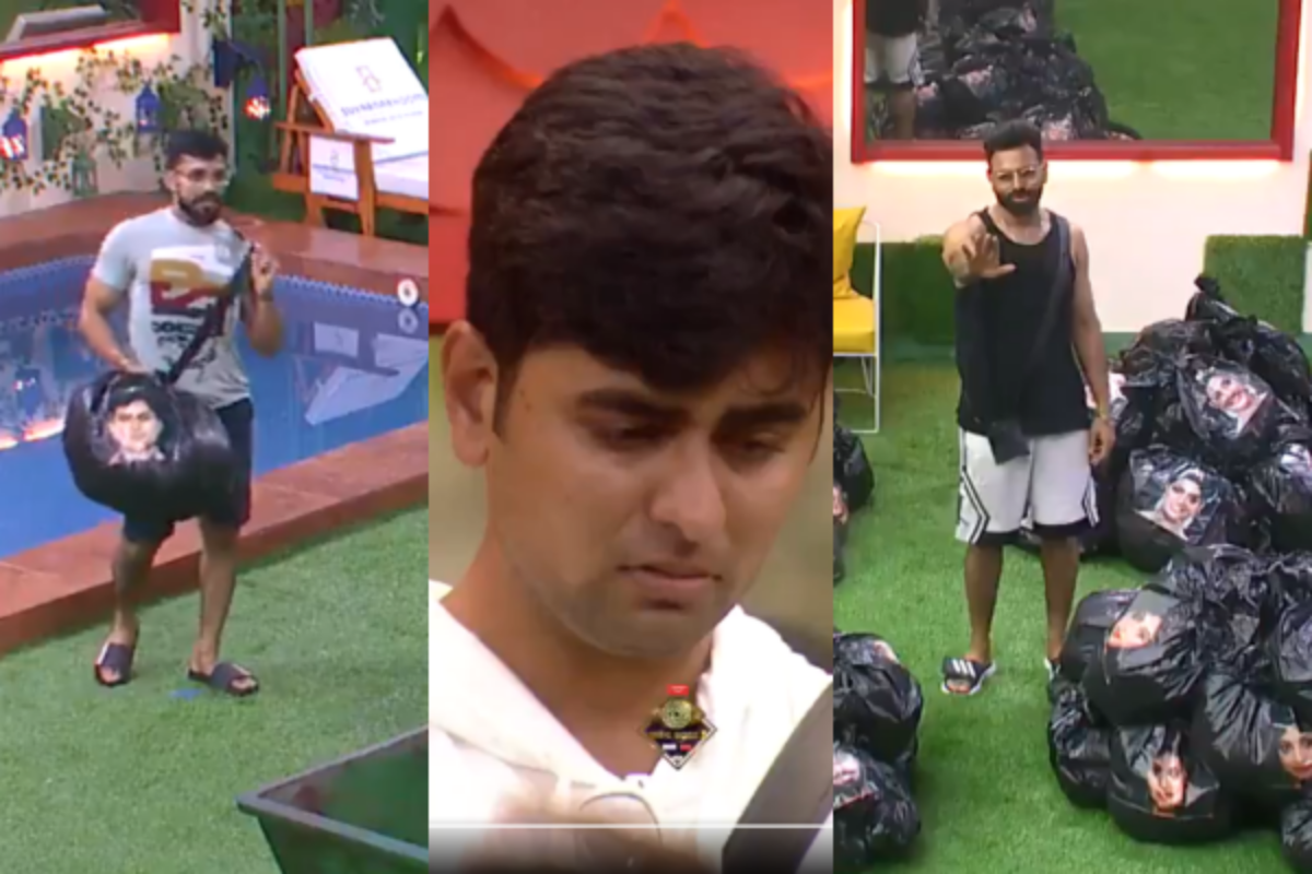 Bigg boss 5: First nominations revealing characterisations