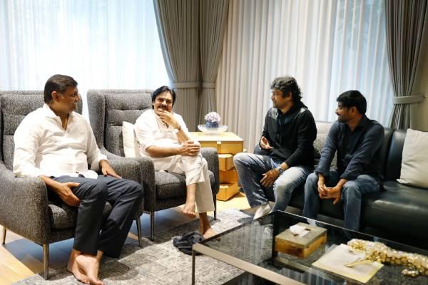 Pawan Kalyan and Harish Shankar film Updates