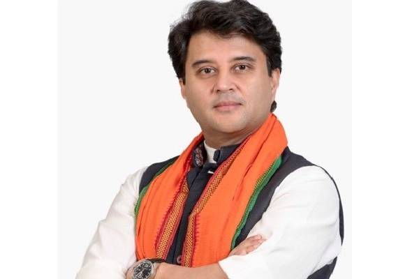 Why did Jyotiraditya Scindia postpone BJP press meet for KCR's lunch?