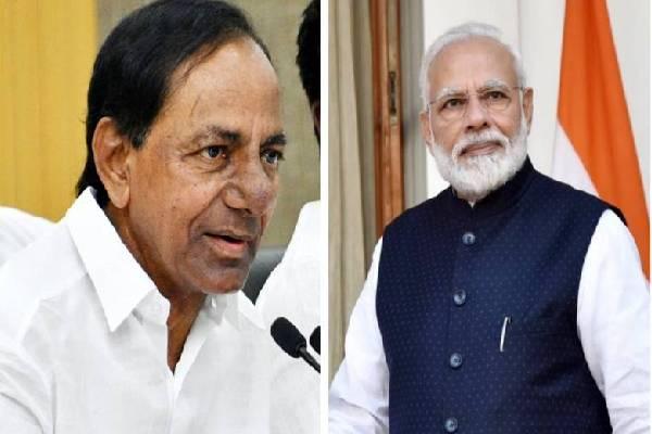 KCR making grand arrangements for Modi's visit to Yadadri