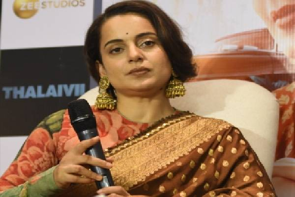 Kangana: Promoting regional cinema a step towards 'Atmanirbhar Bharat'