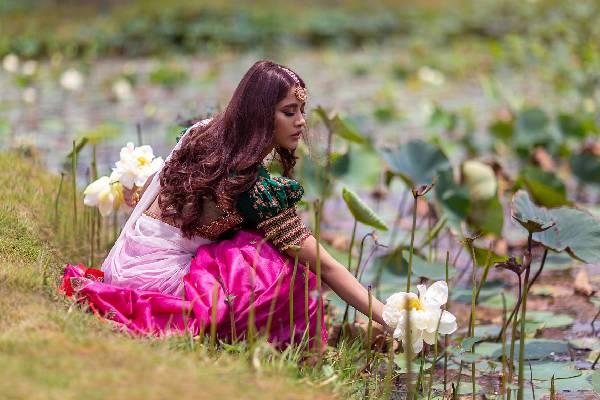 Latest pics of gorgeous Nabha Natesh