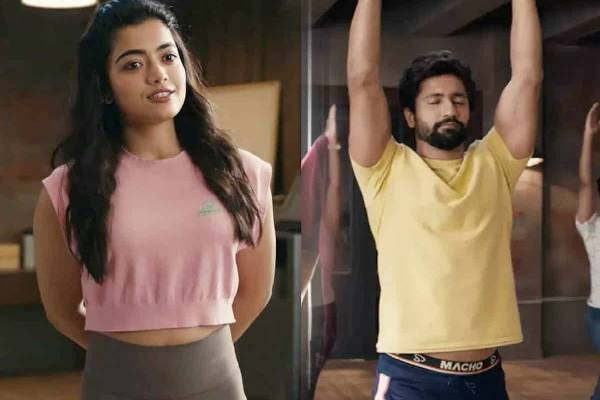 Rashmika Mandanna trolled badly for her recent commercial