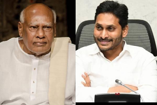 YS Jagan's Rosaiah Connection: Aimed at helping Vijaysai Reddy?