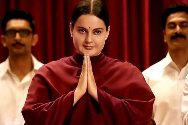 Kangana Ranaut's Thalaivii Movie Review: