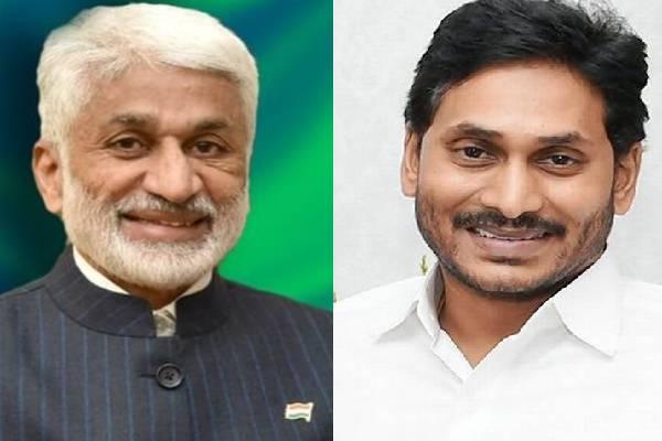 Jagan to cut Vijayasai's priority in YSRCP further?
