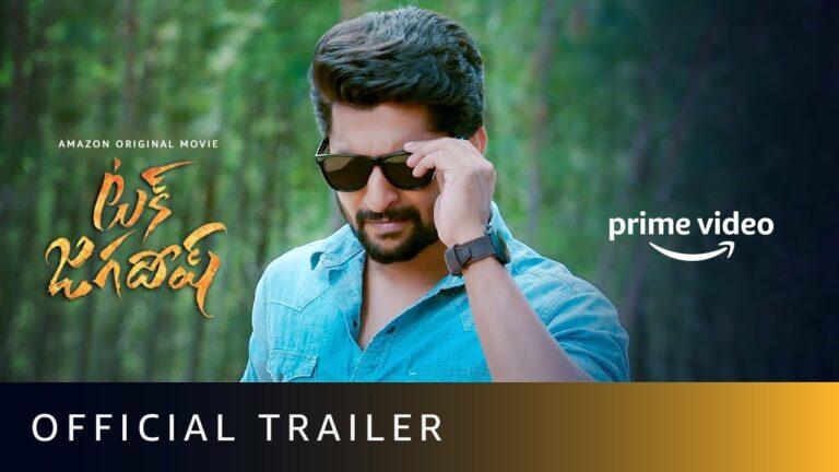 Nani's Tuck Jagadish Trailer: Emotional Family Drama
