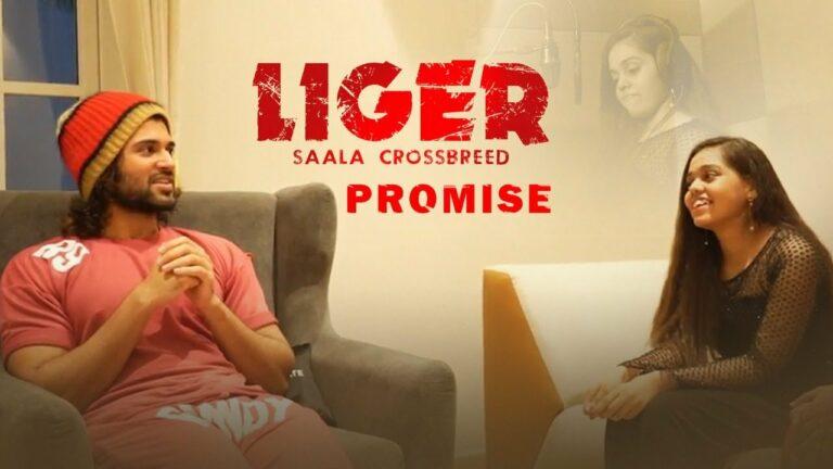 Shanmukha Priya Croons A Peppy Number In Liger