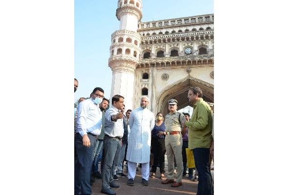 Charminar too set to see fun-filled Sunday evenings