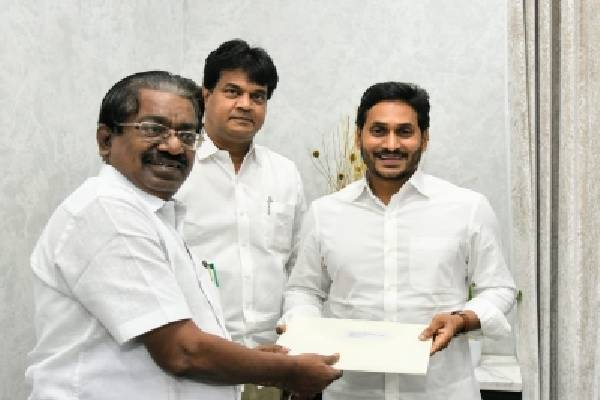 TN MPs meet Andhra CM to garner support against NEET exam