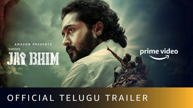 Jai Bhim Trailer: One more sincere attempt from Suriya